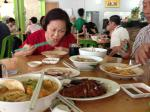 Delicious cheap hawker food in KL