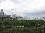 A view from the Gardens by the Bay:Image by Nota Hati