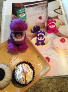 cupcake chomper